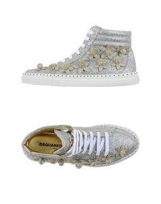 Dsquared2 Women High-Tops on YOOX.COM. The best online selection of High-Tops Dsquared2. YOOX.COM exclusive items of Italian and international designers - Secure payments