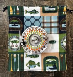 Fly Fishing Reel Bag Jammy/Boundary Waters by FlyFishingExtras on Etsy Fly Fishing Gifts, Fishing Tackle Box, Best Fishing, Fishing Tips, Fishing Basics, Fly Reels, Fishing Reels, Fishing Boats, Boundary Waters
