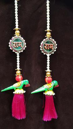 Hanging For Wall Decoration Contact us : 9871111388 (call & whats app) Diwali Diy, Diwali Craft, Diy Diwali Decorations, Flower Decorations, Flower Crafts, Creative Crafts, Sewing Tutorials, Diy Art, Wedding Designs