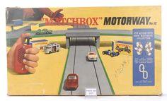 Matchbox Regular Wheels Motorway Play Set