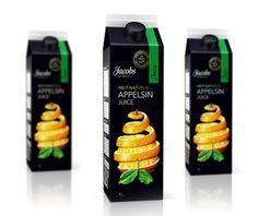 Jacob's - Embalagem / Packaging by Strømme Throndsen Design