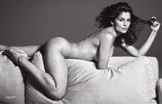 Photos : Laetitia Casta nue dans Lui