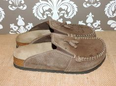 Birkenstock Size 38 US 7 Womens  Malt Brown Tan by VintyThreads