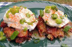 Bobbi's Kozy Kitchen: Redneck Eggs Benedict