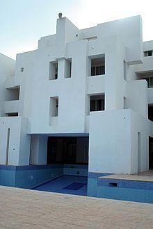 1950-1953, Fernand Pouillon, architecte. Alger