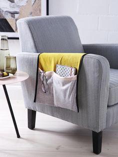 Kleiner Aufwand, große Wirkung: Mit diesen sechs einfachen Nähideen können Sie Ihren Zuhause ganz einfach einen neuen Look verpassen. ALLE DIY-IDEEN MIT STOFF >>>