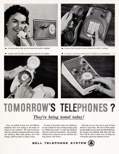 Bell Telephone System, 1959