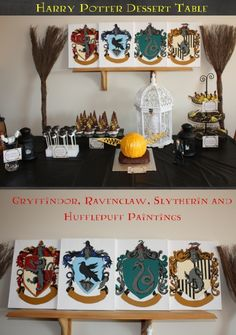 Tons of Harry Potter party ideas ...  Alison's Wonder Scraporium