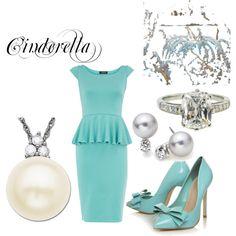Disney Princess, created by sydney-kading on Polyvore