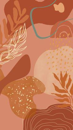 Iphone Wallpaper Minimal, Iphone Wallpaper Lights, Coffee Wallpaper Iphone, Wallpaper Wa, Cute Fall Wallpaper, Butterfly Wallpaper Iphone, Cute Patterns Wallpaper, Wallpaper Ideas, Colorfull Background