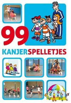 99 Kanjerspelletjes van de Kanjertraining