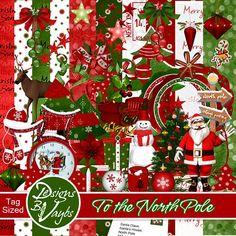 View album on Yandex. Scrapbook Templates, Scrapbook Designs, Free Digital Scrapbooking, Digital Papers, Paper Crafts, Diy Crafts, Christmas Scrapbook, Album, Christmas Wreaths