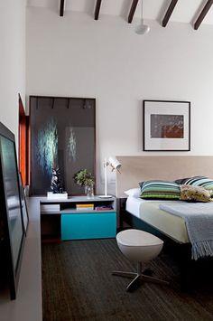 Residência Francine / Francisco Cálio – Calio Interiors + Design = #bedroom