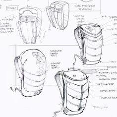 Design sketches