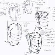 Design sketches