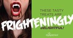 Oh ya! More great flavors! And a couple recipes.Now available in four ghoulishly good flavors, our IsaDelight® chocolates are the perfect ingredient for these guilt-free sweets. kimfalletich.isagenix.com