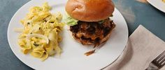 Grass-Fed Cheeseburgers with Caramelized Onions & Squash Salad Recipe