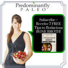 ~ A beautifully awesome website of paleo recipes so simple & healthy!  Very encouraging with so many alternatives to a better diet!  After going gluten free, from having several health issues, she believes food is medicine for your body, eaten appropriately.  She is a wonder worker on food & health issues, perspectives she brings to light. Love her!