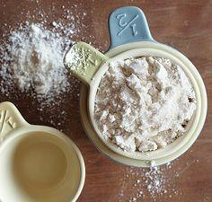 Vitamix | All-Purpose Gluten Free Flour •white rice flour • potato starch • tapioca starch
