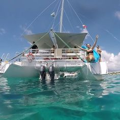 """""""I hope you find this as entertaining as I did this morning. After editing some of my #GoPro snips from Puerto Rico I found these funnies. Can you imagine two grown women having more fun on the slippery slide then the kids on board? Well that was us 🤣🤣🤣🤣 . #eatwelltraveleverywhere . . . . #lassanainyc #instadaily #travel #travelingram #igtravel #instafashion #travelblogger #wdestinations #travelingtheworld #tourist #foodie  #fashion #instatravel #photooftheday #worldtraveler #Puertorico…"""