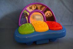 Baby Einstein Around World Discovery Exersaucer Music Sound Toy Replacement Part #BabyEinstein