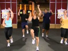 ▶ The Biggest Loser Cardio Max Workout Bom - YouTube 52 min