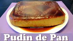 ¿Cómo hacer Pudin de Pan? Las Recetas del Hortelano