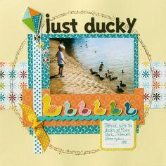 Just Ducky **MyCreativeScrapbook** - Scrapbook.com