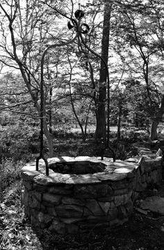 Wishing Well at Glen Foerd Estate in #Philly Photo Courtesy of Mike Slickster  www.glenfoerd.org