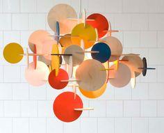 Assemble-yourself Vibeke Fonnesberg Schmidt lamp for Normann Copenhagen