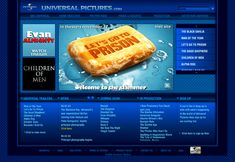 Children Of Men, Alpha Dog, Pay Per View, The Good Shepherd, Universal Pictures, Design Museum, Hot Dog Buns, Web Design, Food