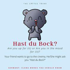 Study German, Learn German, Cool German Words, German Resources, Learning Languages Tips, German Grammar, German Quotes, German Language Learning, Idioms