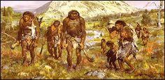 Historias del eslabón perdido. Nuevo post sobre prehistoria y los nuevos descubrimientos con enlaces actuales de interés.