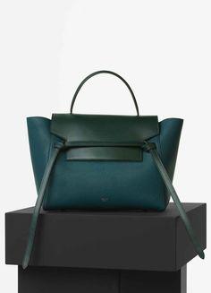 Mini Belt Bag in Goatskin - Spring / Summer Collection 2016 | CÉLINE