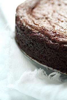 Čokoládový dort Ottolenghi