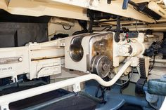 Image result for Tiger Tank Interior