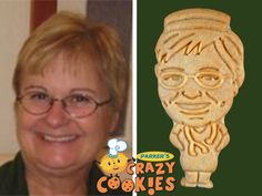 This nurse and all the guests at her retirement party went wild for the custom cookies of her made by Parker's Crazy Cookies. Personalized exactly the way you wish, they are a creative and thoughtful way to show your appreciation and love!