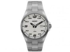 Relógio Masculino Orient MBSS1220 - Analógico Resistente à Água