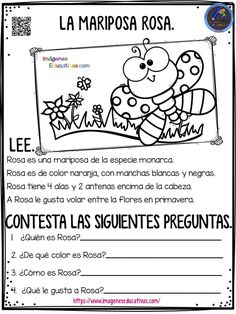 Spanish App For Kids Learning Videos English Product Spanish Classroom Activities, Spanish Teaching Resources, Spanish Language Learning, Spanish Practice, Spanish Lessons For Kids, Learn Spanish, Spanish Worksheets, 1st Grade Worksheets, Espanol To English