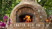 Jamie Oliver outdoor ovens.....actually really like the cube style one better but I can't seem to pin it.