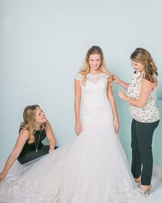 Advice on how to sell or consign your wedding gown with our friends from Meant to Be Boutique.