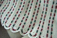 Pattern Only Basketweave Delight afghan blanket INSTANT DOWNLOAD PDF Pastel Scrap by designcity on Etsy
