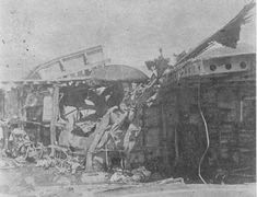 Damage to Shokaku's flight deck and hangar after the Battle of Santa Cruz Islands, late-Oct or Nov 1942