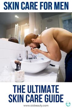 Skincare routine for men - A daily grooming routine helps to maintain your personal hygiene and is a Anti Aging Tips, Anti Aging Skin Care, Natural Skin Care, Best Skincare For Men, Korean Skincare, Wrinkle Remedies, Home Remedies For Skin, Personal Hygiene, Face Skin Care