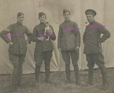 World War One Royal Flying Corps early sept 1914 Photograph of Sergeant Pilot and crew at St Naizaire France as part of the British Expeditionary Force, wonderful rare image.