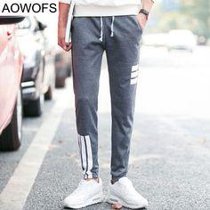 858d839084e83 Joggers Pants Hip Hop Sweatpants Slim fit Loose Harem Pants Men Sweatpants Joggers  Pants Skinny Trousers Men Plus Size 5XL-in Casual Pants from Men's ...