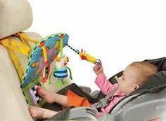 Taf Toys Infant Feet Fun Kooky Car Activity Centre Toy Mirror Crinkle NEW 0+Mnth | eBay