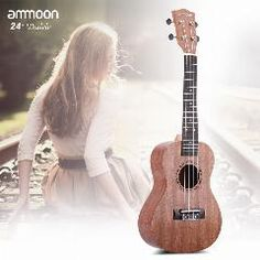 Musical Instruments Stringed Instruments Precise High Quality 26 Inch Ukulele 4 Strings Hawaiian Guitar Tenor Ukelele Chibson Acoustic Guitar Rosewood Fingerboard Special Summer Sale