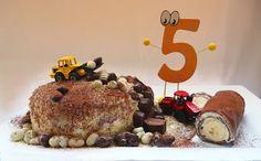 Palacinková torta pre malého chlapa