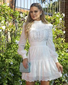 Vestido para casamento | Vestido max branco para convidadas - Ana Violeta Vestidos de festa